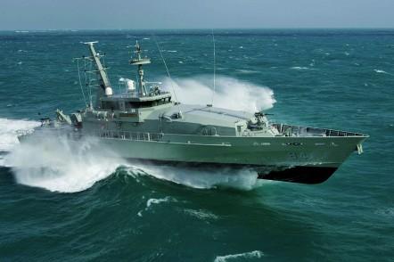 HMAS Larrakia - Armidale Class Patrol Boat