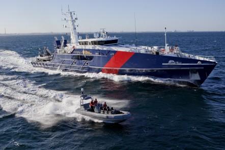 Cape Class Patrol Boat for Australian Border Force